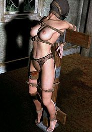 You can try stiffening your nips - 3D Bdsm by Marzello
